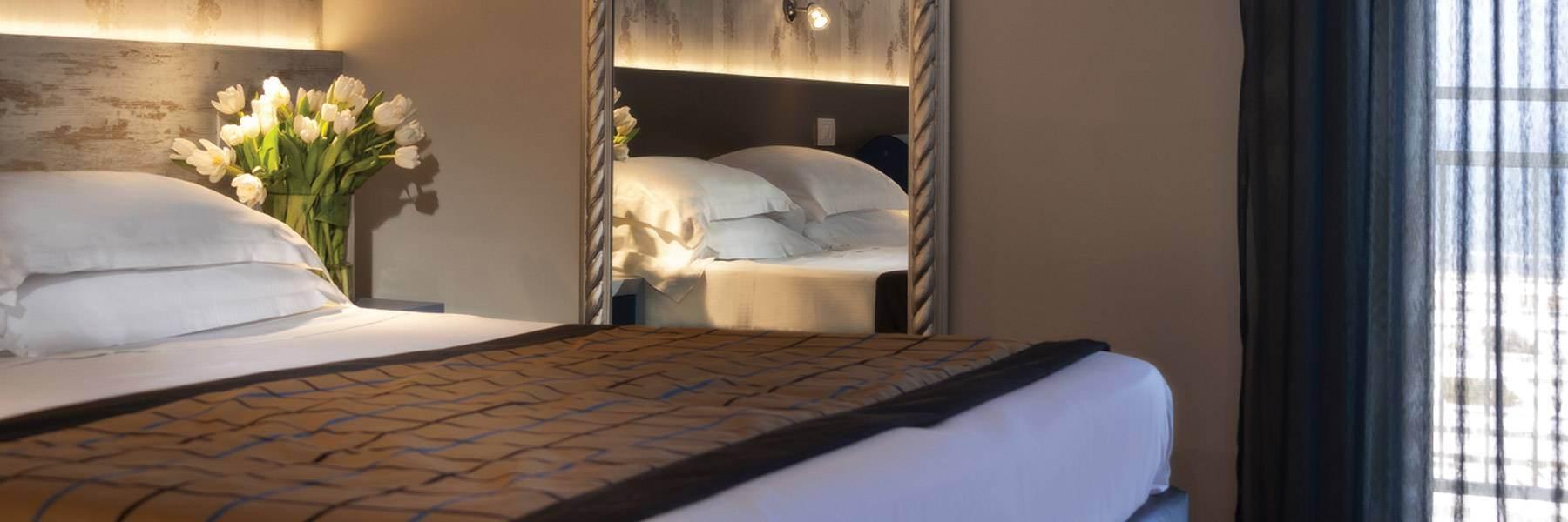 Camere Comfort a Riccione   Hotel Roma