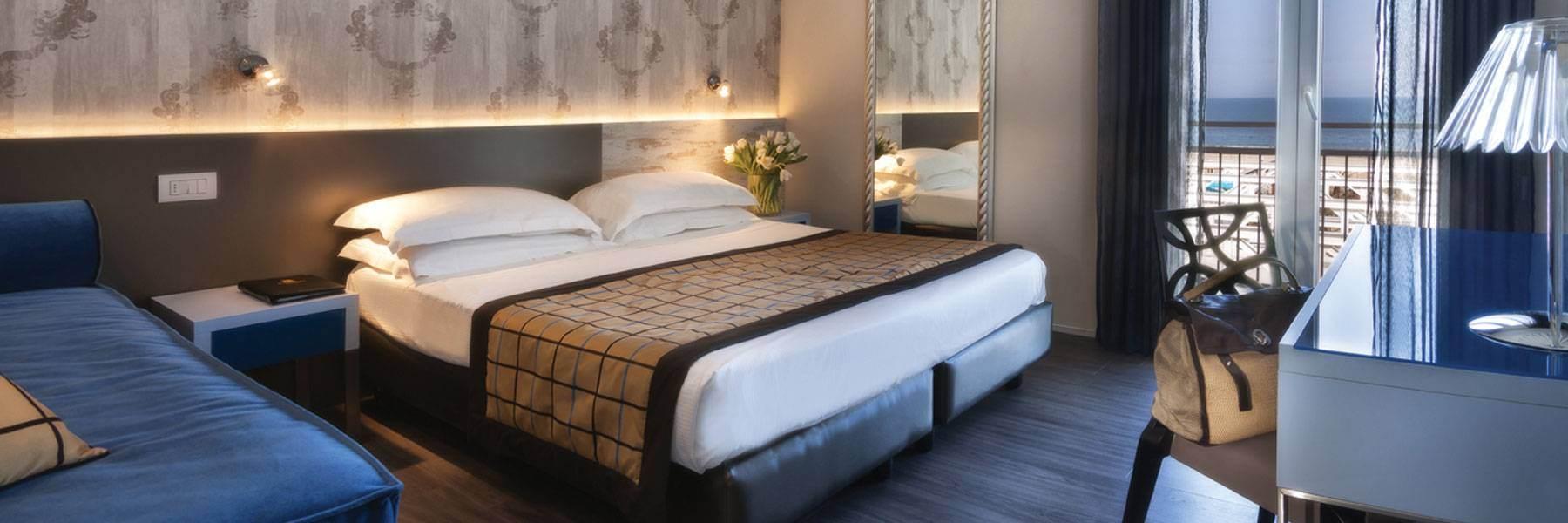Camere Comfort a Riccione | Hotel Roma